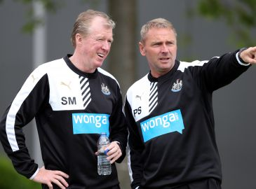 Officielt: McClaren færdig i Newcastle
