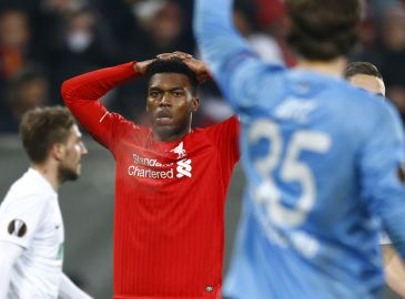 Sturridge: Liverpool er et job for mig