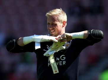 Interview: Schmeichel og omvejen til Premier League