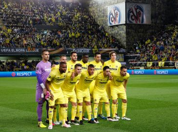 Villarreal er sikre på CL-kvalifikation