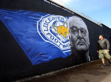 Everton-manager: Stor inspiration, at Leicester er mestre