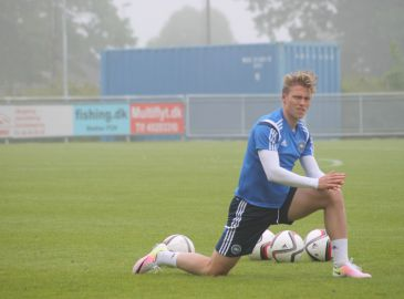 Fischer skifter til Middlesbrough