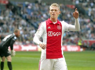 Officielt: Viktor Fischer skifter til Middlesbrough