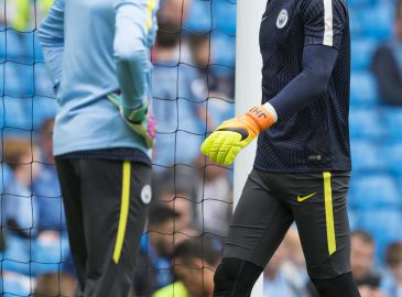Guardiola: Joe Hart i spil til CL-kamp
