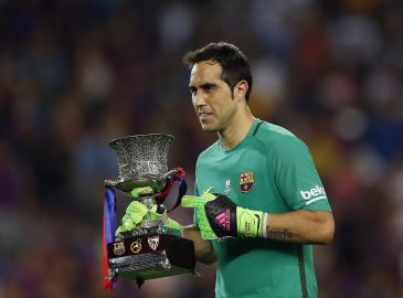 Officielt: Bravo skifter til Manchester City