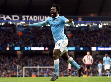 Officielt: Manchester City udlejer Wilfried Bony