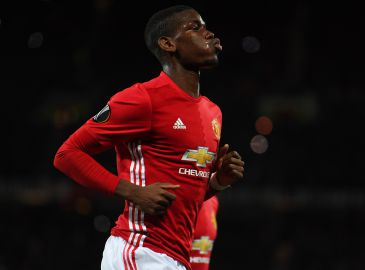 Video: Pogba fik gang i målscoringen for United