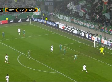 Video: Det dummeste selvmål i Europa League