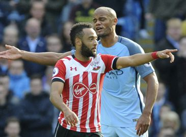 Southampton tog point fra Manchester City