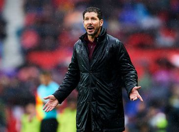 Diego Simeone ignorerer Premier League-snak