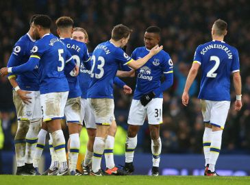 TV: Highlights fra Evertons sejr over Manchester City