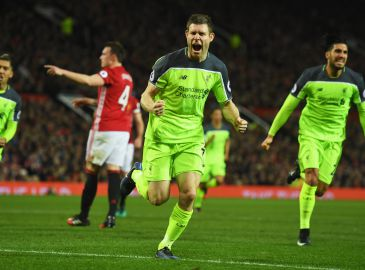 TV: Highlights fra Manchester United - Liverpool