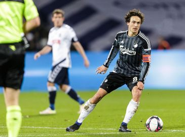 Thomas Delaney på rundens hold i Bundesligaen