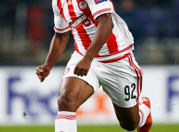 Olympiakos banker tyrkere ud af Europa League