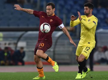AS Roma videre i Europa League trods nederlag
