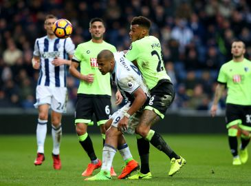 West Brom overvandt Bournemouths chokstart
