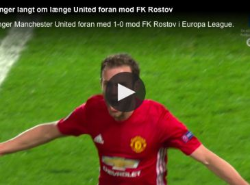 Video: Juan Mata-kasse sendte United videre i Europa League