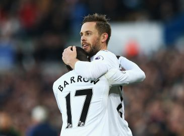 Top 20: Sigurdsson er Premier Leagues assist-konge