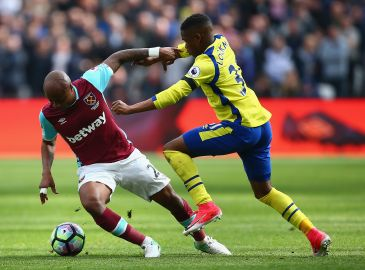 West Ham og Everton i kedelig nullert på London Stadium