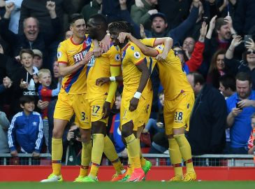 Liverpool floppede hjemme mod Crystal Palace