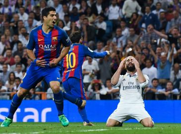 Highlights: Messi afgjorde dramatisk El Clasico