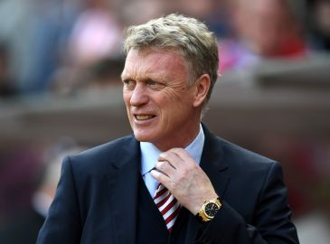 FA anklager Moyes for lussing-kommentar