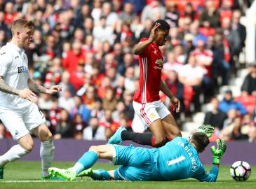 Fabianski var rasende over Rashford-film
