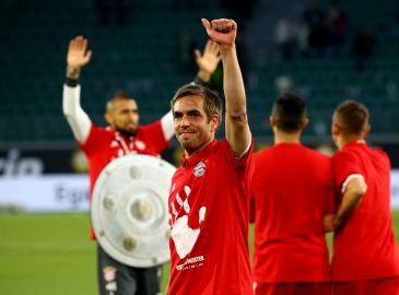 Bayern München optager Lahm i Hall of Fame