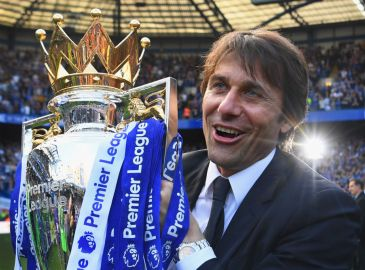 Antonio Conte vinder 'Årets Manager' i Premier League
