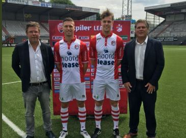Officielt: Jeroen Veldmate finder ny klub