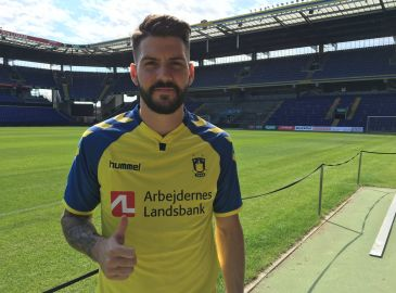 Anthony Jung: Jeg kommer til at give alt for Brøndby