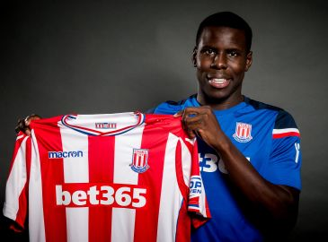 Officielt: Zouma skal til Stoke City
