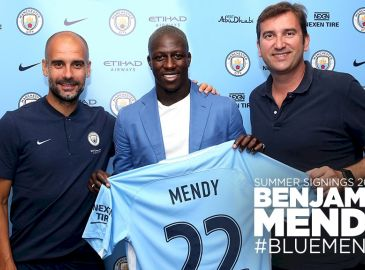 Officielt: Manchester City køber Benjamin Mendy