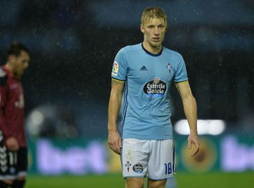 Wass scorede og Sisto lavede assist-hattrick for Celta