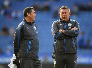 Officielt: Leicester fyrer Craig Shakespeare