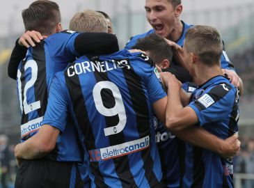 Video: Cornelius matchvinder for Atalanta
