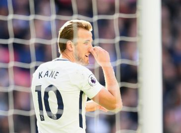 Startopstillinger: Kane med fra start i North London Derby