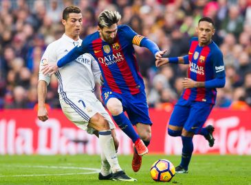 Madrid og Barca dominerer århundredets hold