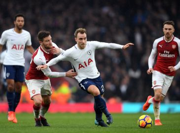 UEFA nominerer Christian Eriksen til Årets Hold