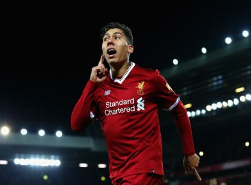 Rundt om Premier League: Roberto Firmino er one of a kind