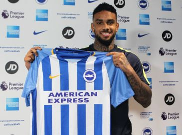 Officielt: Brighton henter hollandsk angriber i rekordhandel