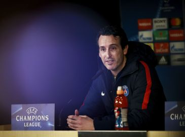 Emery: Neymar vil vise hvor god han er i returen mod Real Madrid