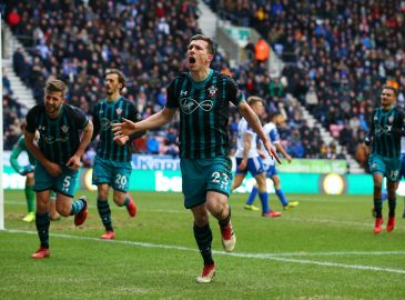 Højbjerg blev helten for Southampton i FA Cup
