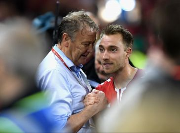 Hareide: Eriksen kan spille for Barca og Real Madrid