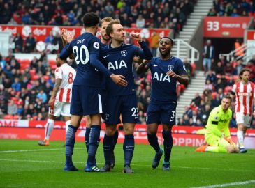 Eriksen på Årets Hold i Premier League