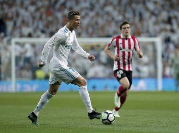 Ronaldo sikrer ét point til Real Madrid med sen scoring