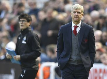 Officielt: Arsene Wenger forlader Arsenal
