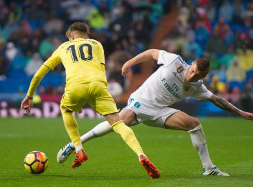 Real Madrid snublede i Champions League-generalprøve