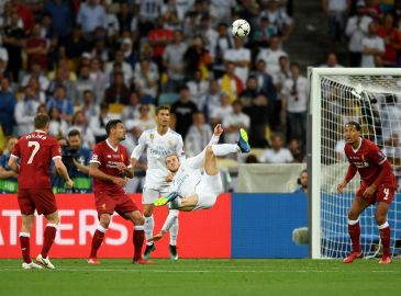 To vanvittige Bale-scoringer sikrer Real Madrid Champions League